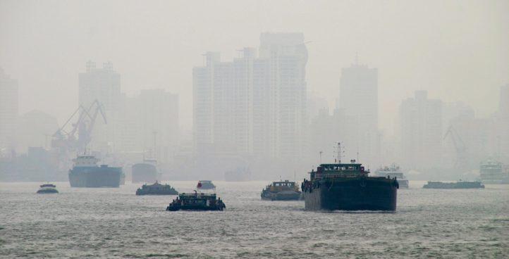 Impacts environnementaux dans le transport logistique